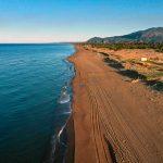 Kakovatos Beach Of Ilia