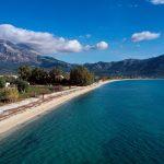 Mytikas Beach Of Aetoloakarnania