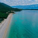 Vathiavali Beach Of Aetoloakarnania